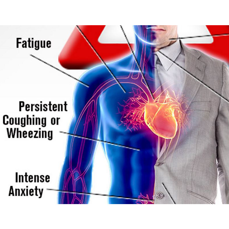 15 warning signs of heart problems infographic ccuart Image collections