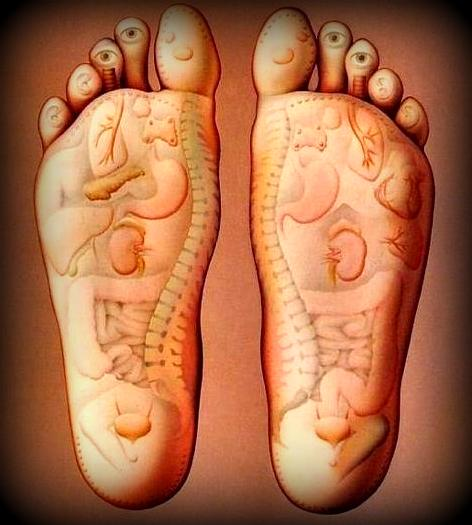 5 Amazingly Easy Self Soothing Reflexology Techniques