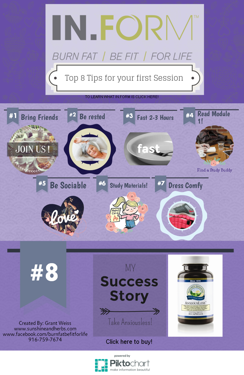 Top Tips INfographic
