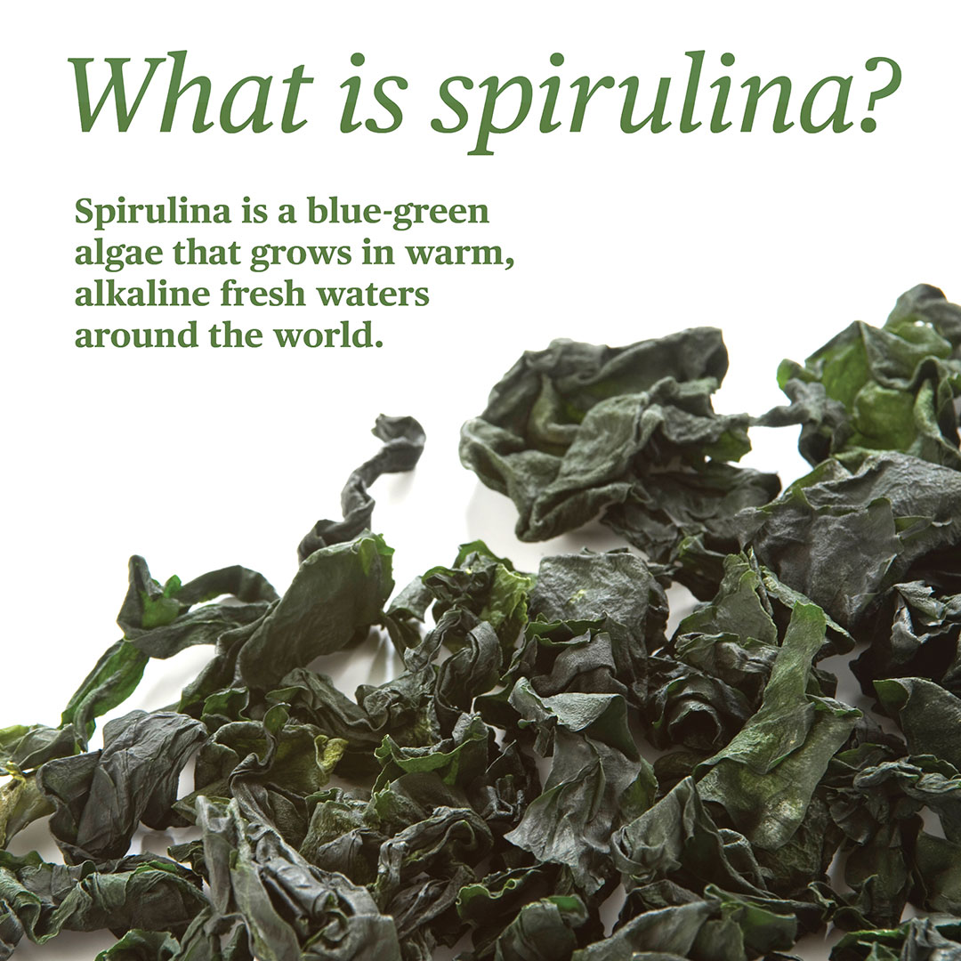 What is spirulina? What are some spirulina benefits?