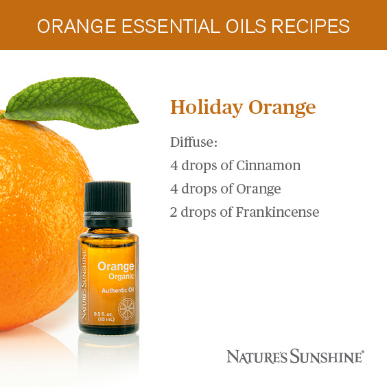 Essential Oils Natures Sunshine