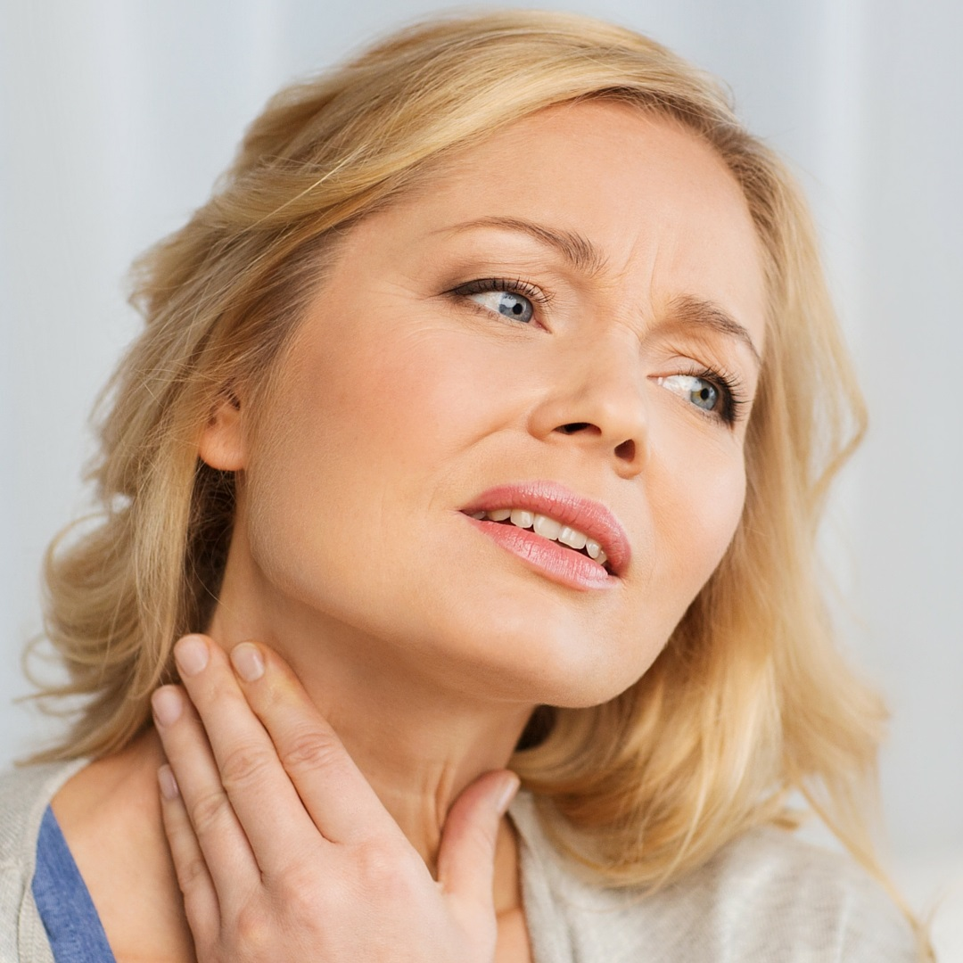 Women with Thyroid Problme