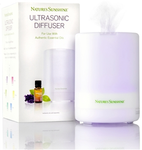 Nature's Sunshine Essential Oil Diffuser