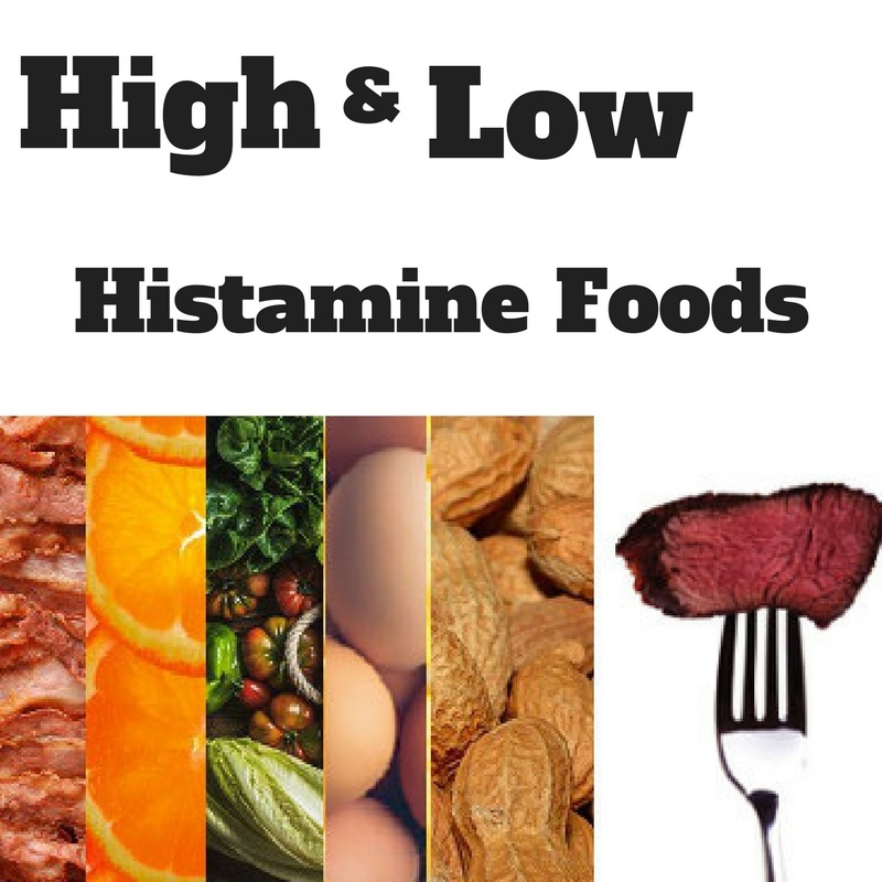10 High Amp Low Histamine Foods Nature S Sunshine