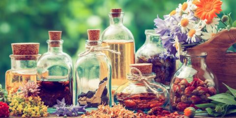4 Essential Oils
