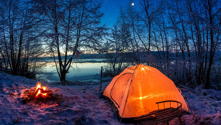 Winter Camping Hacks For People Who Hate The Cold Nature S Sunshine