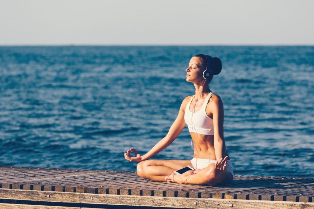 meditation can help increase mental focus and concentration