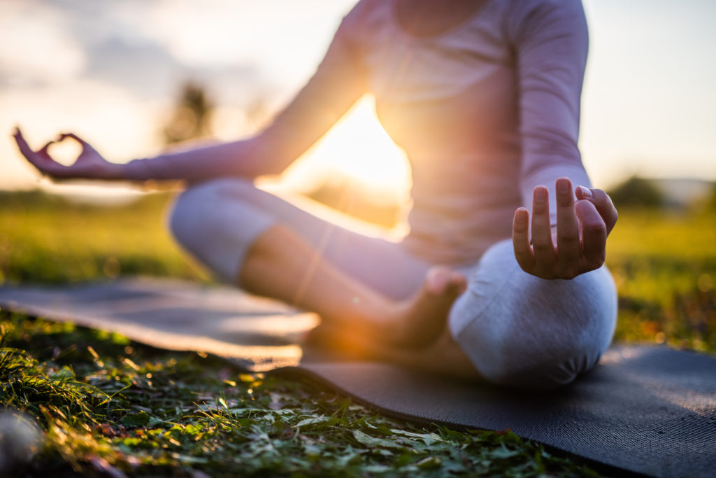 you can emotionally detox with meditation and yoga